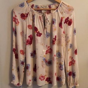 Lucky Brand Boho Top size M